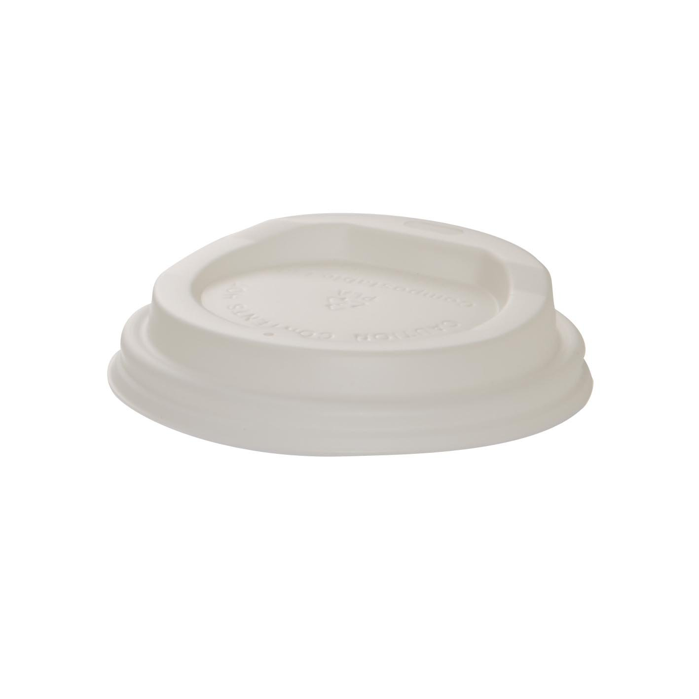 Lid (PLA) - 80mm - White