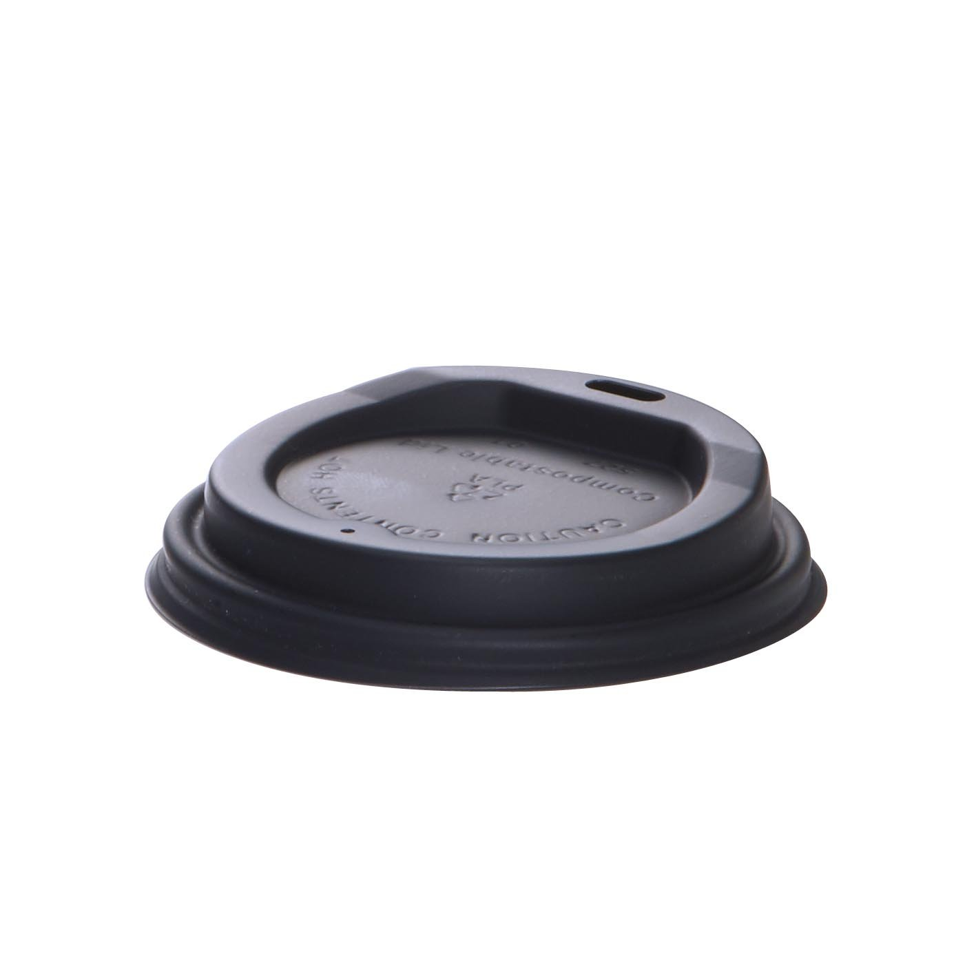 Lid (PLA) - 80mm - Black