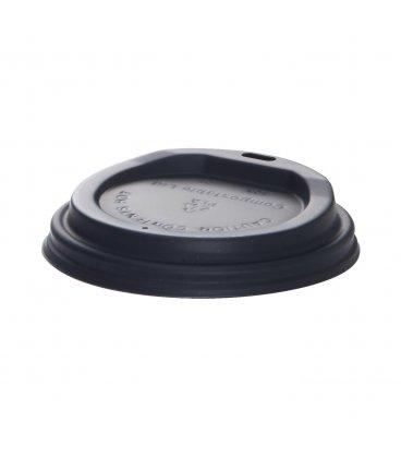 Lid (PLA) - 90mm - Black