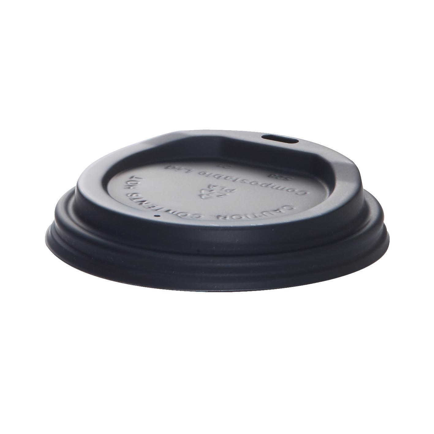 Lid (PLA) - 90mm - Black