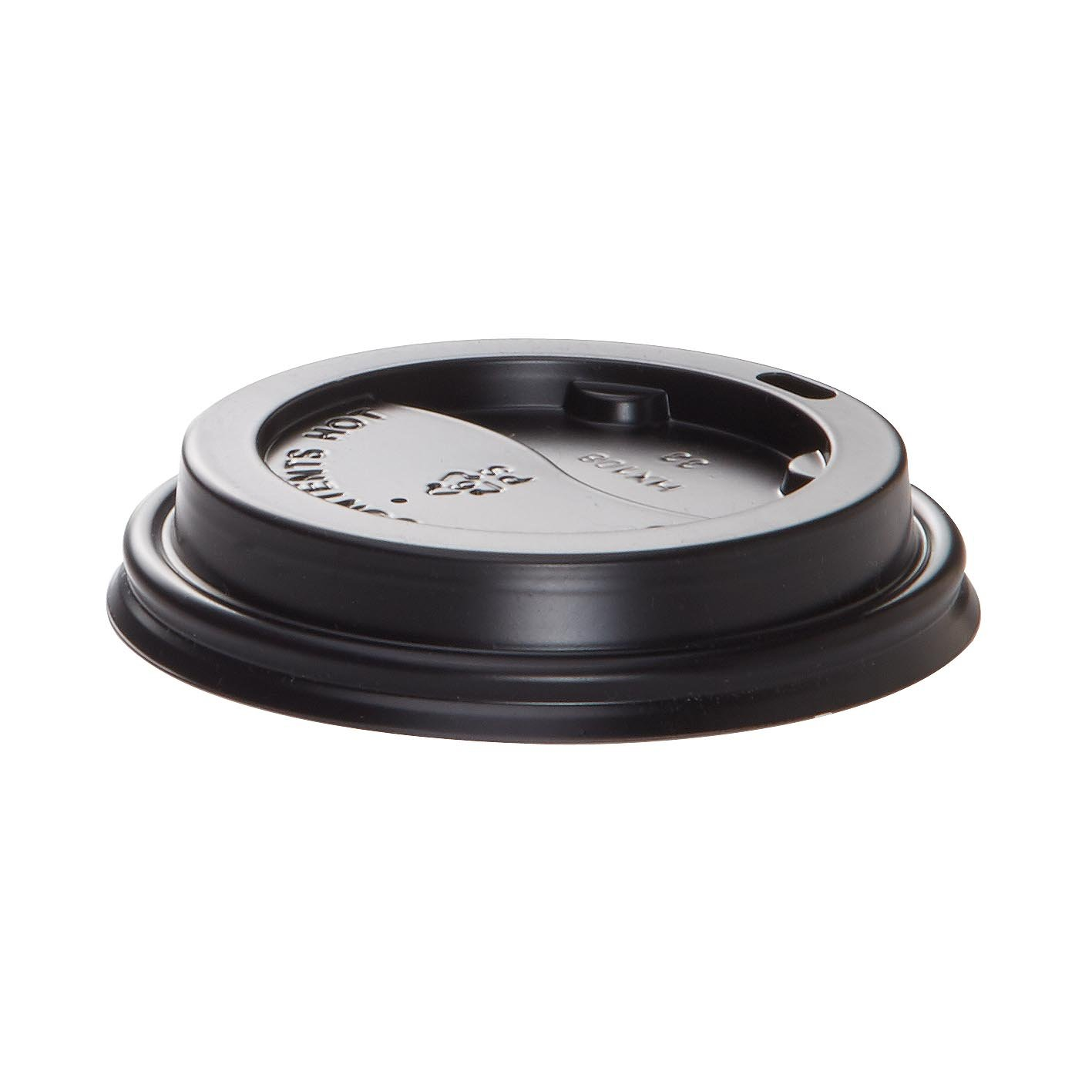 Lid (PS) - 90mm - Black