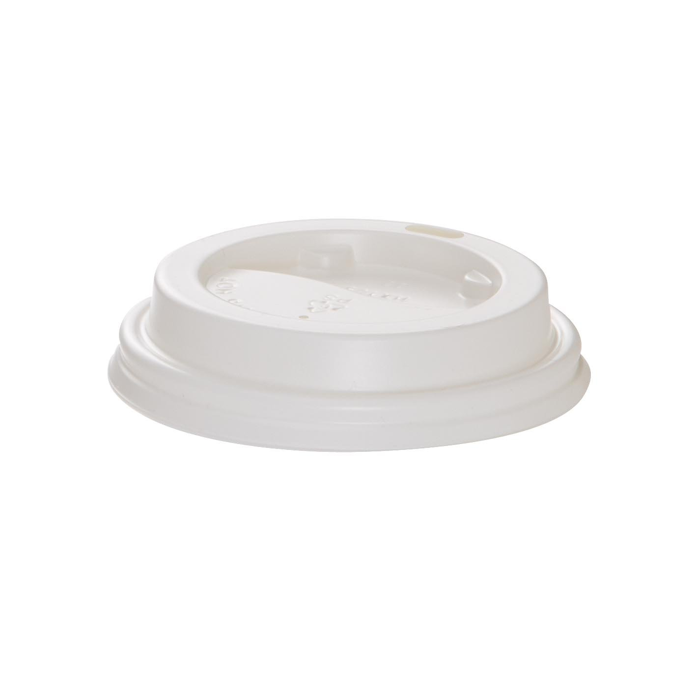 Lid (PS) - 90mm - White