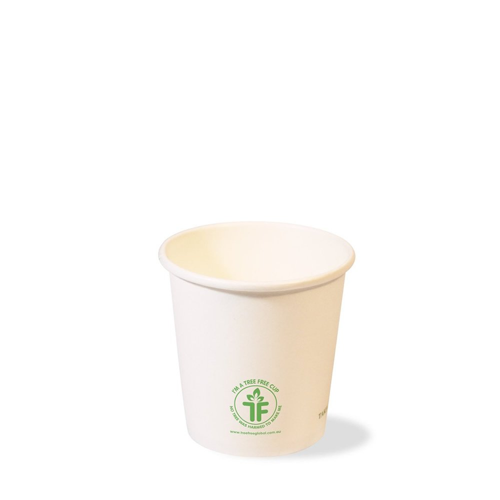 PLA 6oz Single Wall Hot Cup (73mm)