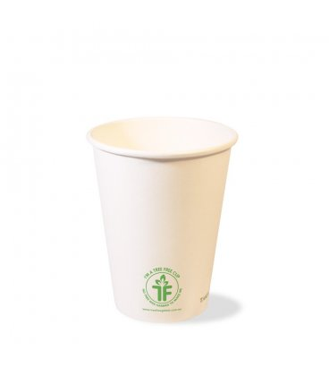 12oz Single Wall hot Cup