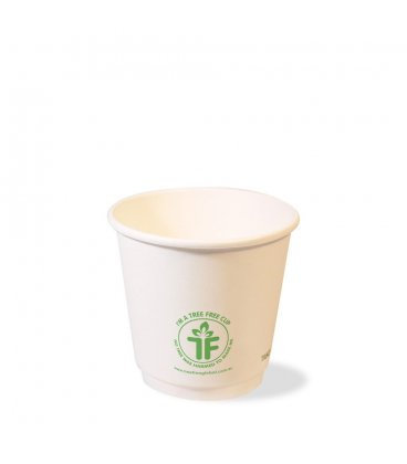 8oz Double Wall Hot Cup (90mm)