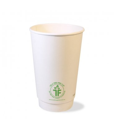 16oz Double Wall Hot Cup