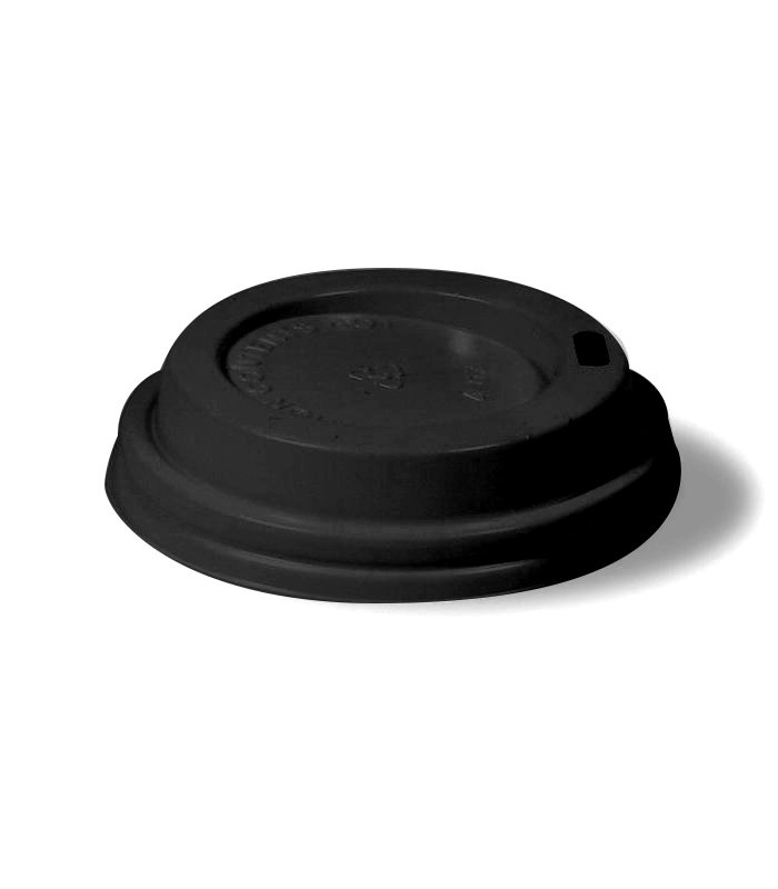 Lid (PS) - 60mm - Black
