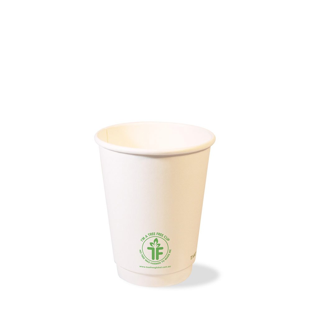 8oz Double Wall Hot Cup (80mm)