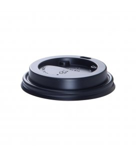 Lid - 80mm - Black
